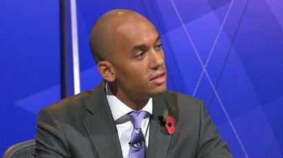 Question Time quote image: Chuka Umunna calls Schofield foolish and stupid