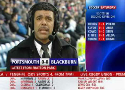 kamara misses a sending of while reporting back from Fratton Park