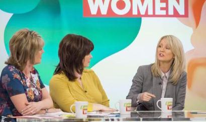 Esther on Loose Women
